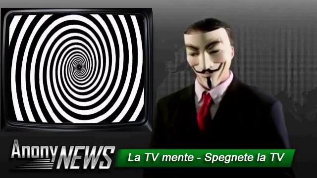 AnonyNews La TV Dice solo Bugie